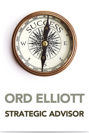 Ord Elliott - Strategic Advisor
